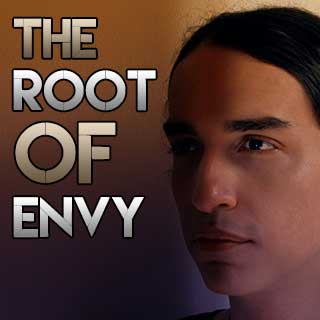 The Root of Envy: a podcast episode based on the song Every Once iin a While by Raúl Hurtado