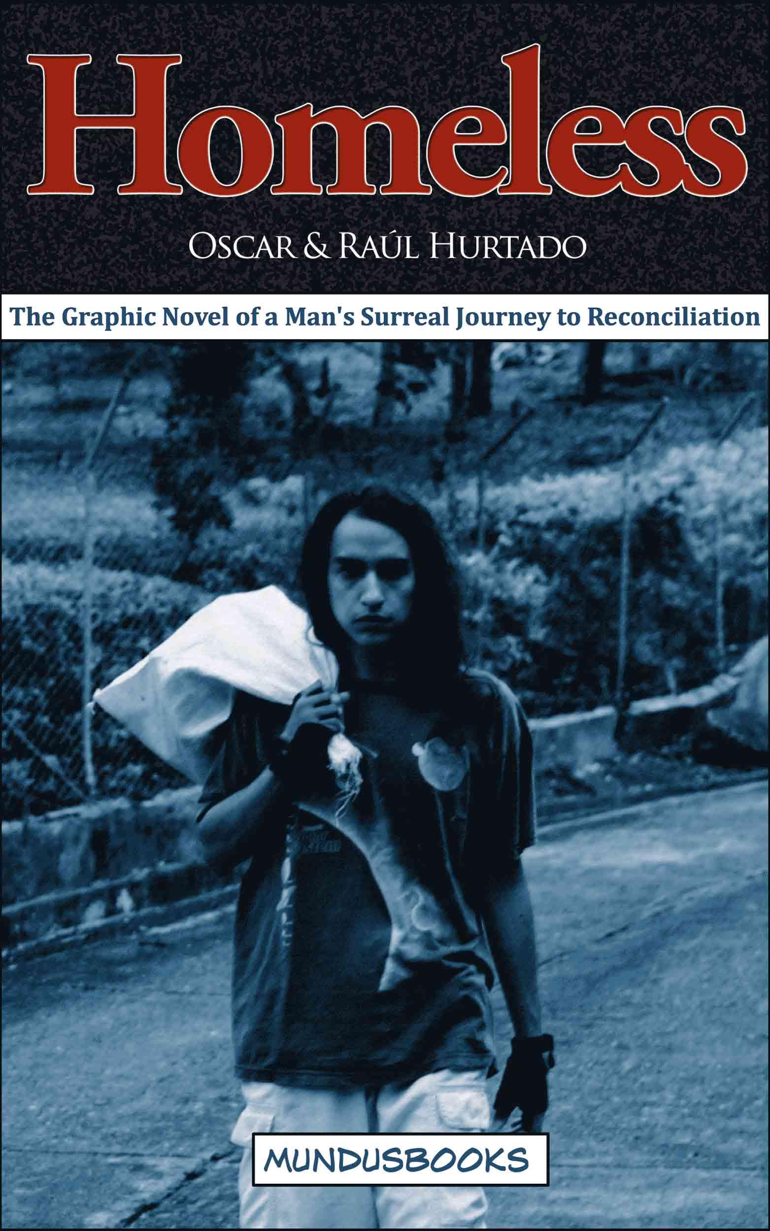 Homeless Graphic Novel Cover